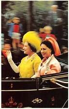 The Queen Mother with Princess Margaret ...
