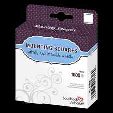 Scrapbook Adhesives *1000 Mounting Squares* Initially Repositionable  366751