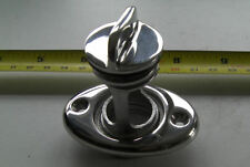 BOAT TRANSOM BUNG MADE OF AISI 316 STAINLESS STEEL ,SCREW IN BUNG. FOR 32mm HOLE