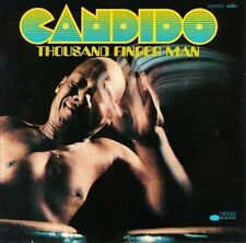 Thousand Finger Man by Candido (Percussion) (CD, Jan-2000, Blue Note (Label))