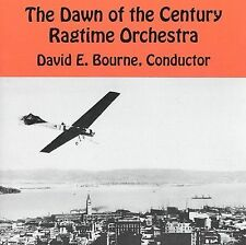 `Dawn Of The Century Ragtim...-The Dawn Of The Century Ragtime Orchestra  CD NEW