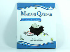 Madani Qaida English Learn to Read The Holy Quran in Arabic Correct Articulation