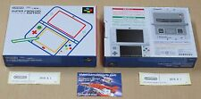 Nouveau Nintendo 3DS LL Super Famicom edition system console japan brand new uk navire