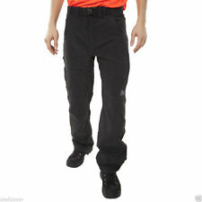 Adidas Hiking Lined CLIMAPROOF Black Trousers X53637 UK 32 / F 42 / D 48