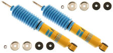 2-BILSTEIN SHOCK ABSORBERS,FRONT,97-03 FORD F-150 4WD,MONOTUBE,GAS PRESSURE