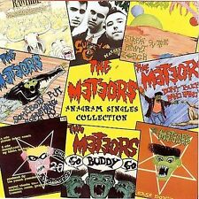 Anagram Singles Collection by The Meteors (Psychobilly) (CD, Feb-2001, Anagra...