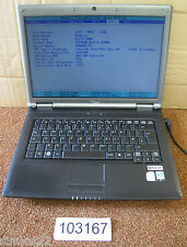 "FUJITSU SIEMENS ESPRIMO M9400 14 ""WXGA Laptop, Core 2 Duo 2.0 GHZ,1 GB RAM,103167"