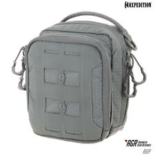 Maxpedition MXAUPGRY AUP Accordion Utility Pouch, Gray
