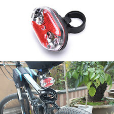 Hot  Bright Bike Bicycle Cycling 9 LED Flashing Light Lamp Safety Back Rear Tail