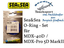 Sea & Sea O - Ring Set für MDX - 40 D / MDX - 40 D Mark II