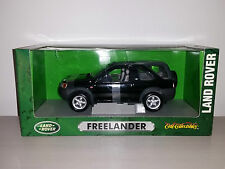 LAND ROVER FREELANDER ERTL COLLECTIBLES SCALA 1:18