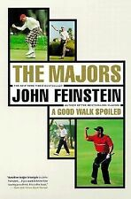 The Majors-In Pursuit of Golf's Holy Grail, Feinstein, John, Good Condition, Boo