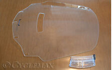 GOLDWING GL1800 Clear SlipStreamer Windshield (T55-9230) MADE BY SLIPSTREAMER