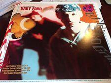 "BABY FORD CHILDREN OF THE REVOLUTION 12"" 1989 DJ PROMO"
