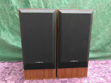 Vintage Phase Tech Euro Model 325ES Speakers Made in USA -Selling As Is