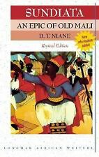 Sundiata: An Epic of Old Mali Revised Edition Longman African Writers