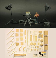 Panavision/Imax PSR R-200 Resin kit for diorama 1/24 Movie's Alien, Star Wars...