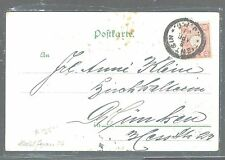 CHINA JAPAN OFFICES IN (PP2105B) PPC 1901 FROM TIENSTIN IJPO 1 SEN