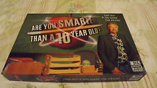 2007 Board Game Parker Are you smarter than a 10 Year Old Modern FAMILY GAME