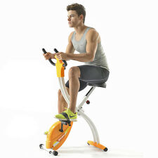 Fitleader Indoor Exercise Recumbent Gym Cycling Stationary Cardio Upright Bike