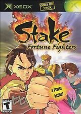 Stake Fortune Fighters NEW factory sealed Xbox