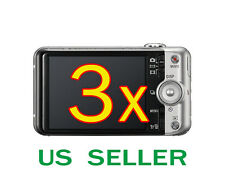 3x Clear LCD Screen Protector Guard Cover Film For Sony Cyber-Shot DSC-WX50