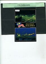 P319 # MALAYSIA USED PICTURE POST CARD * PENANG BRIDGE