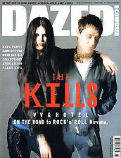 DAZED & CONFUSED 01/2005 THE KILLS Alison Mosshart JAMIE HINCE Richelle Dobson