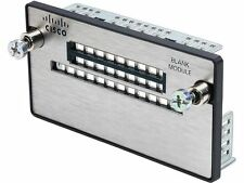 Cisco C3KX-NM-BLANK= Network Module Blank Spare