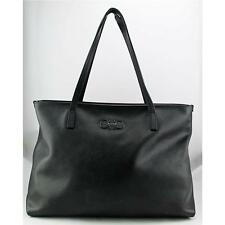 Salvatore Ferragamo Black Knight Women Black Tote Pre Owned  1710