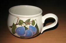 "Portmeirion Pomona 3"" Romantic Breakfast Cup L'Imperatrice Plum England"