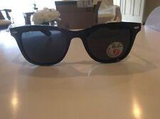 Ray-Ban RB 4195/s 33/55 100%uv Carbon fibre polarized Black  lenses L
