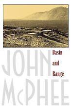 John Mcphee - Basin & Range     Es (1992) - Used - Trade Paper (Paperback)