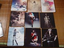 SNSD GIRLS GENERATION AUTOGRAPH THE BOYS ALBUM YOONA TAEYEON TIFFANY YURI SUNNY