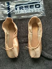 Freed of London Manon pointe ballet shoes Pink Satin various sizes Opera123 new