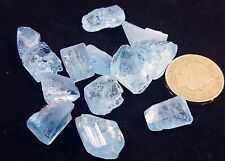 Rare Royal Topaz, Blue Crystal Powerful Healing Gem Quality Chakra Third Eye