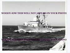 La318 - Royal Navy Warship - HMS Exeter D89 - photo 10x8