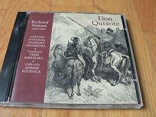 Richard Strauss - Don Quixote - Mikkelsen - Rugevica - Strals - LNSO - 2001