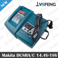 Makita LXT Li-Ion DC18RC Charger 7.2V-18V For Battery BL1830 BL1815 BL1840