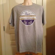 VINTAGE COLUMBIA RIVER CHIEFTAINS T SHIRT XL