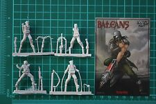 LANDS OF RUIN - THANATOS - 28MM POST-APOCALYPTIC RESIN MINIATURES