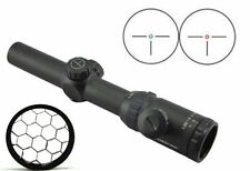 Visionking 1.25-5x26 Rifle scope 30 three-pin with honeycomb Sunshade