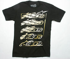Alpinestars Marker Slim Fit Tee (S) Black 1111-72004