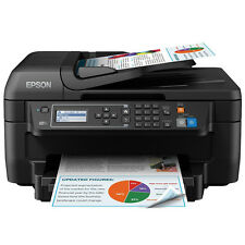 Epson WorkForce WF-2750DWF 4-in-1 Multifunktionsdrucker WLAN USB