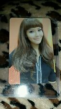 Snsd Hyoyeon hoot official photocard card Kpop K-pop