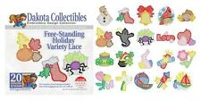 Dakota Embroidery Machine Design CD-Free-Standing Holiday Variety Lace 970399