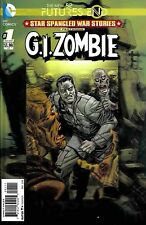 Star Spangled War Stories G.I. Joe Zombie Futures End #1 (NM)`14 (3D Cover)