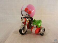 Motorcycle Kitty w/ Cactus Pup - Hello Kitty Tokidoki Mystery Mini Vinyl Figure