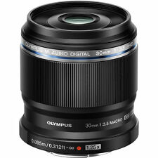 NEW Olympus M.Zuiko Digital ED 30mm f/3.5 Macro Lens FREE SHIPPING