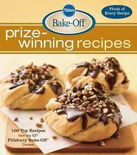 Pillsbury Bake-Off Prize-Winning Recipes: 100 Top Recipes from the 43r-ExLibrary